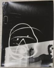 BARABARA MORGAN, PHOTOGRAPH, 1967