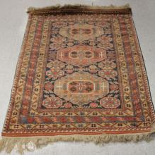 PERSIAN SILK WOOL CARPET