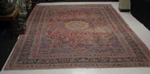 EARLY PERSIAN WOVEN ROOMSIZE CARPET