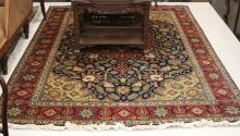 ROOM SIZE PERSIAN CARPET WITH TRIBAL DESIGN