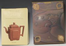 LOT OF (2) K.S. LO POTTERY BOOKS