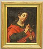 PORTRAIT OF ST. HERASMUSOil on Canvas, circa 18thcenturysight- 14 3/4