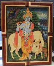 INDIAN PAINTING, MODERN