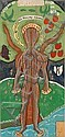 Leroy Almon Tree Of Life., Leroy Almon, Click for value