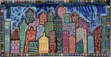 Eric Legge.  New York Skyline.