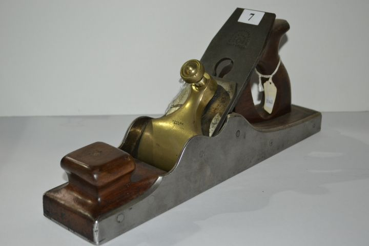 Spiers Ayr dovetailed panel plane 13 3/4