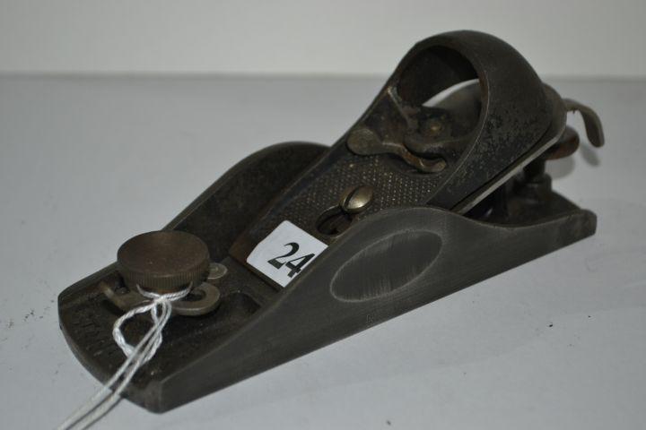 Stanley 110 cast iron block plane