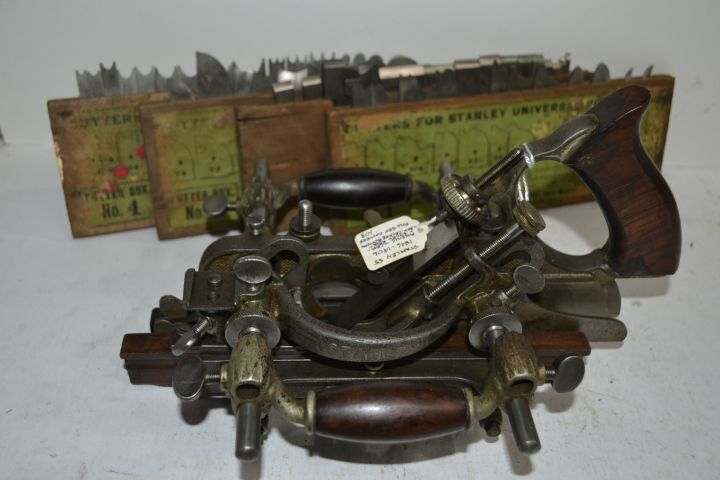 stanley 55 plane dating Stanley & record planes shop by  good early & heavy 13 1/2 panel plane save £5500  england no sb4 smoothing plane produced by stanley in the 1980's as.