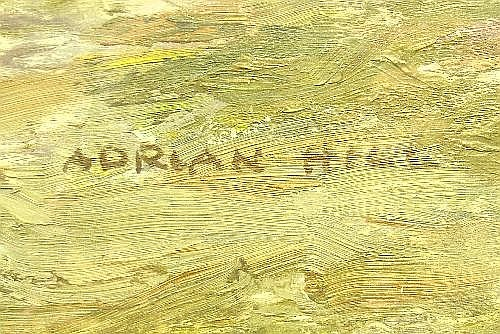 Adrian Hill RBA (1896-1977) - 'High Tide, Watchet,