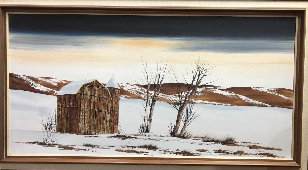 Mitchell - Two Canadian landscapes