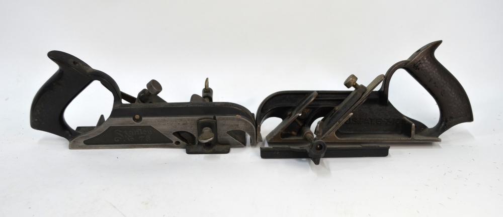 Vintage Antique Tool Carpenter 160 Official Bench Plane US Patent Art Print