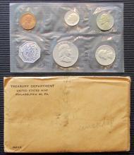 1960 U.S. Proof Coin Set in Original Packaging