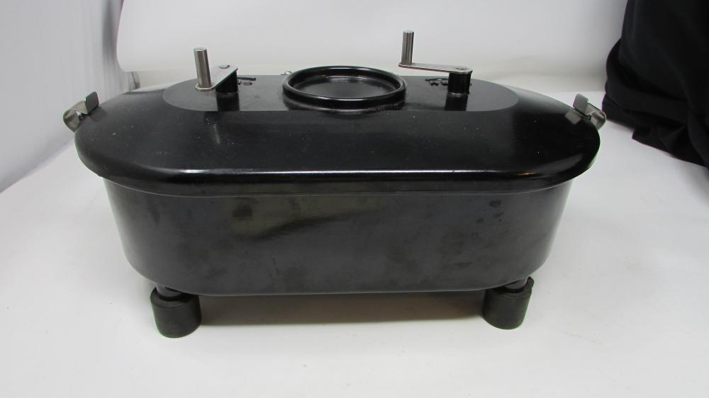 Film Processing Tank by Morse Instrument Co