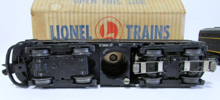 Lionel 2032 Erie Twin Diesel Locomotives W Box