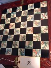 Contemporary Asian Foldup Chess Set