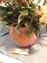 RRPCo Planter #42 Pink Floral