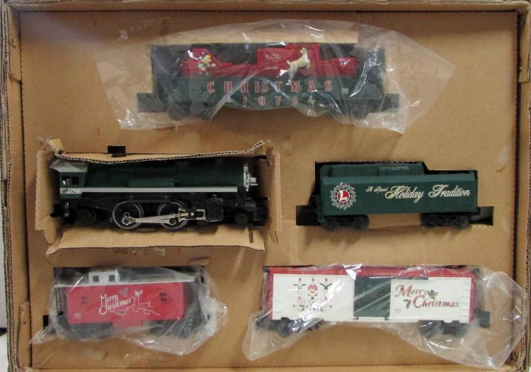 Lionel 6 31966 Holiday Tradition Special Train Set