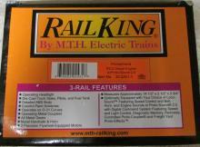 M.T.H. Rail King Pennsylvania RS-3 Diesel Engine w/ Proto-Sound 2.0 (3 Rail) NIB
