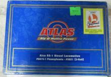 Atlas Alco RS-1 Diesel Locomotive #6875-1 Pennsylvania #5621 (3-Rail) NIB