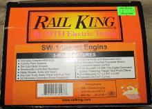 M.T.H. Rail King Pennsylvania SW-1 Diesel Engine w/ Proto-Sound 2.0 NIB