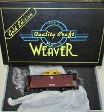Weaver Gold Edition O-Scale Pennsylvania N5-C Caboose #477865 (3-Rail) NIB