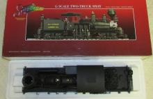 Bachmann Spectrum G Scale 36-Ton Two-Truck Shay Locomotive #81198 NIB