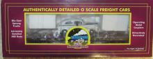MTH O-Scale Pennsylvania (#471660) 50-Ton 41' Wood Flat Car w/ '41 Ford Sedan NIB