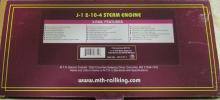MTH Pennsylvania (#6172) J-1 2-10-4 Steam Engine w/ Proto-Sound 2.0 NIB