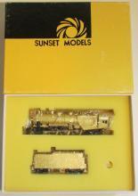 Sunset Brass HO PRR 4-6-2 K-4 Early Steam Loco MIB