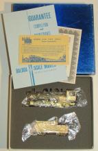 Balboa Brass HOn3 D&RGW 2-8-2 K-36 Mikado Loco MIB