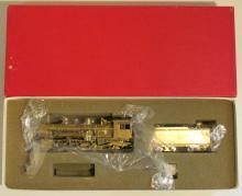 Westside Brass HOn3 D&RGW K-37 Mikado Locomotive