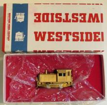 Westside Brass HOn3 D&RGW No. 50 Diesel 0-4-0 MIB