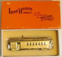 Precision Scale Brass HOn3 D&RGW Combine #212 Car