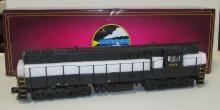 MTH 20-20127-1 PRR FM Trainmaster Diesel Engine