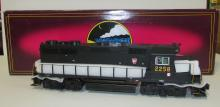 MTH 20-2899-1 Pennsylvania GP-35 Diesel Engine MIB