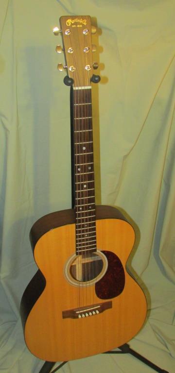 1995 martin 000 1 r acoustic guitar. Black Bedroom Furniture Sets. Home Design Ideas