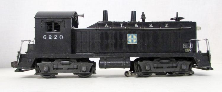 Lionel 6220 Santa Fe A T Amp S F Locomotive