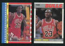 1987/88 Fleer Basketball Complete Set w/ Stickers
