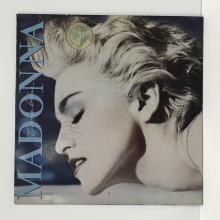 Madonna Signed LP