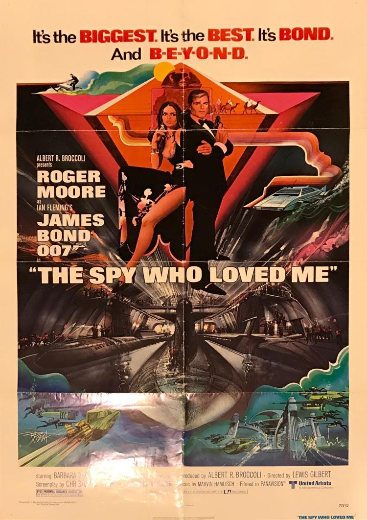 James Bond Vintage 3
