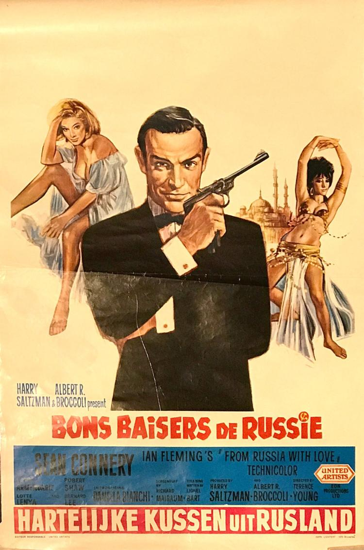 James Bond Vintage 66
