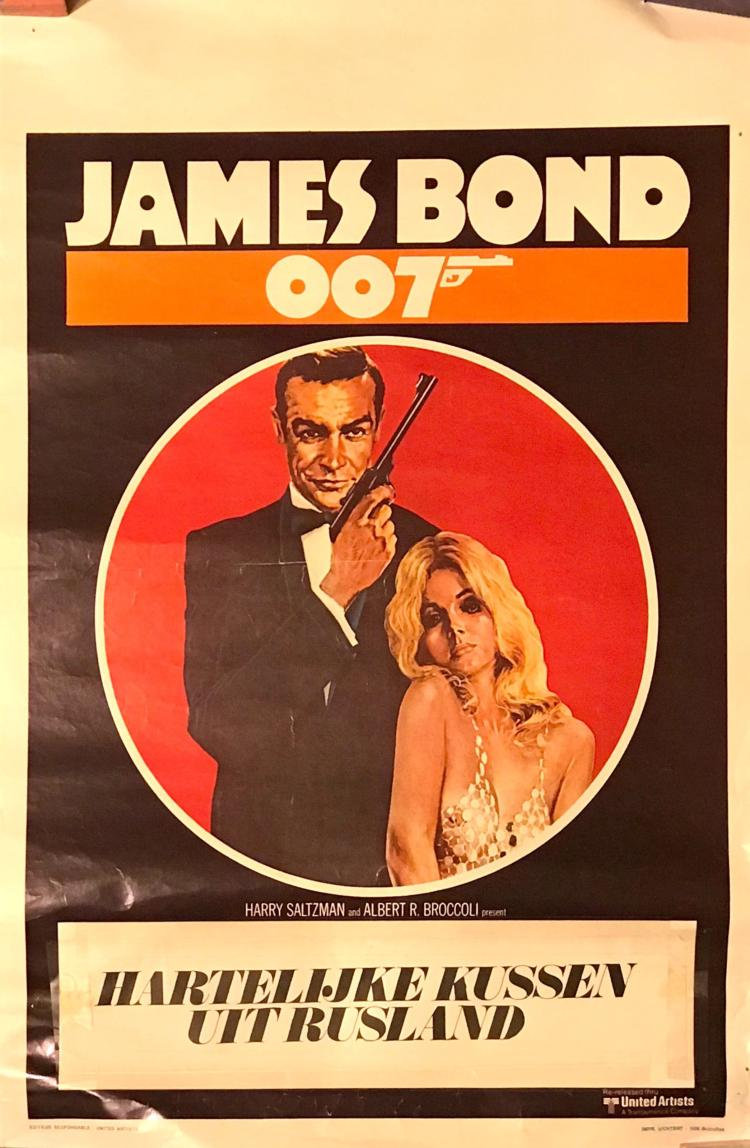 James Bond Vintage 26
