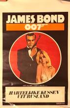 James Bond Vintage Poster