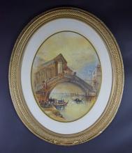 William Widgery watercolor painting