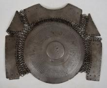 Rare Early Ottoman Empire Krug Breastplate Armor