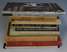 Lot of Twelve books and Journals on India Art