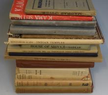 Lot of 15 Books on Indian Art and History
