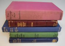 Lot of 5 books on Asian Art and History