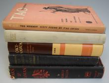 Lot of Five Books on Asian Art and History