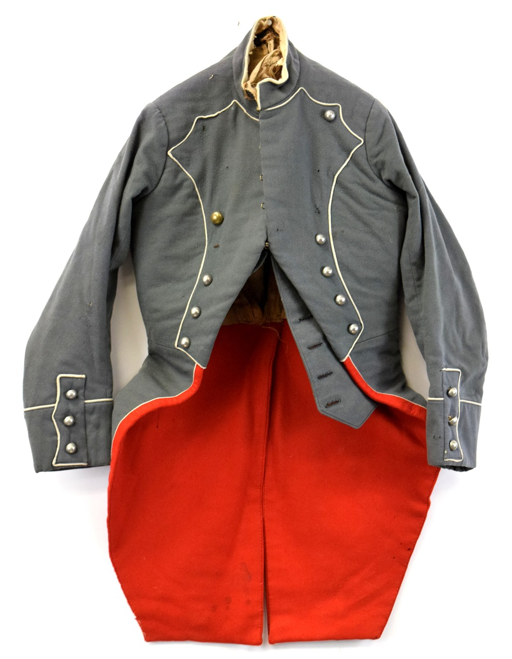 19th C. French Military Uniform Tunic possibly Grenadier